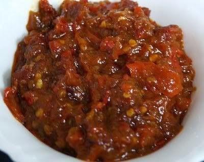 Resep Dan Cara membuat Sambel Mercon