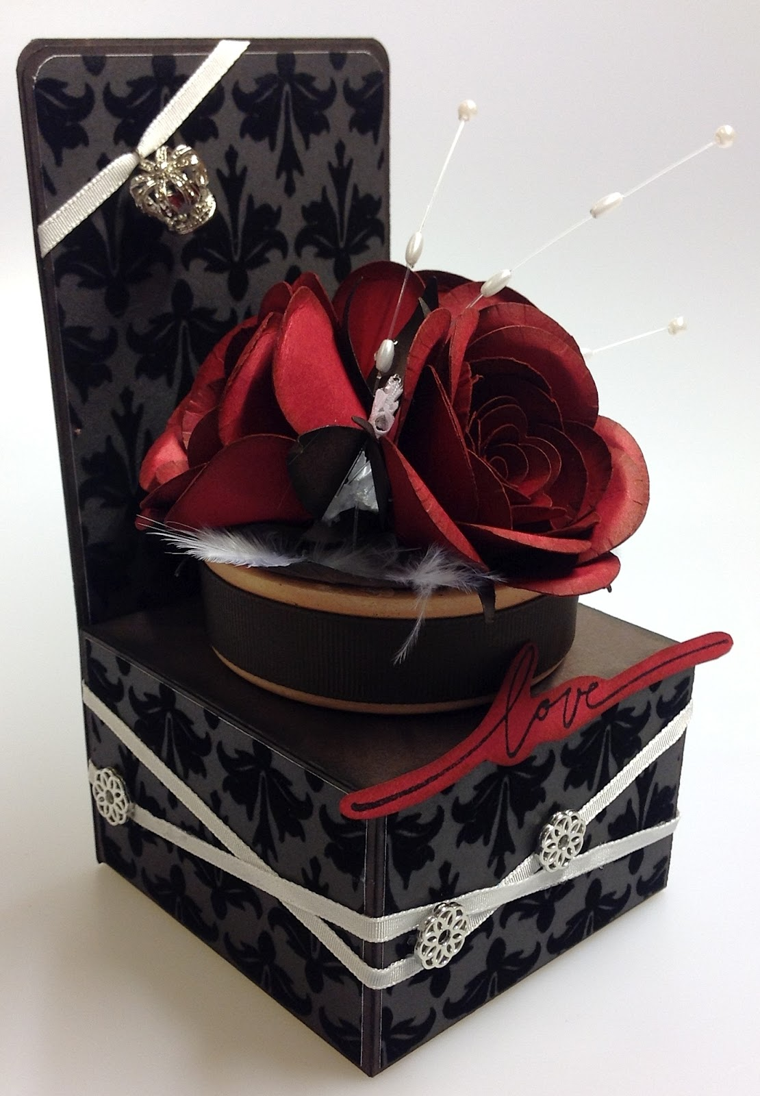 kreativstudio annett rosen romantik. Black Bedroom Furniture Sets. Home Design Ideas