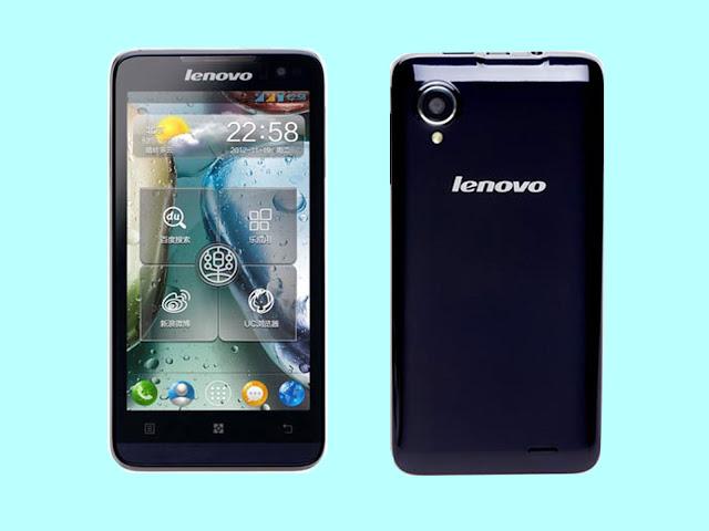 Lenovo K800 Photo