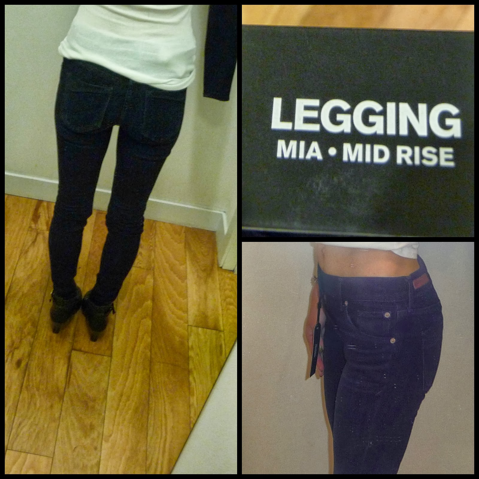 Express Mia jeans, legging, denim