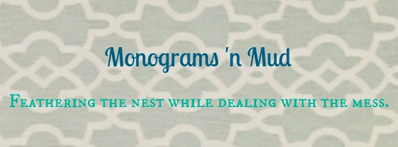 Monograms 'n Mud