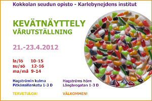 KEVÄTNÄYTTELY 2012