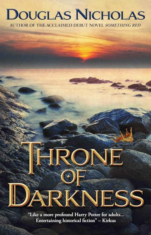 The Qwillery Interview With Douglas Nicholas And Review Of Throne