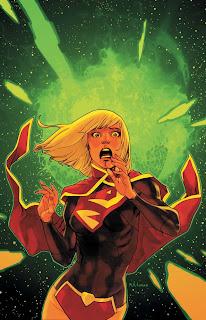 DC Saga #3: Supergirl désorientée n'accepte pas la disparition de Krypton.