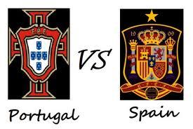 Prediksi Skor Pertandingan Portugal vs Spanyol 28 Juni 2012