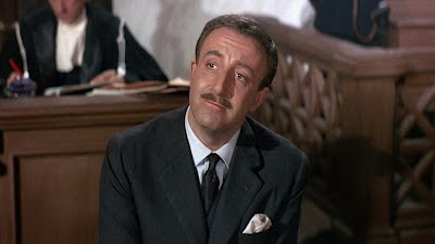How did Clouseau get their bandnaam - Peter Sellers - Pink Panther