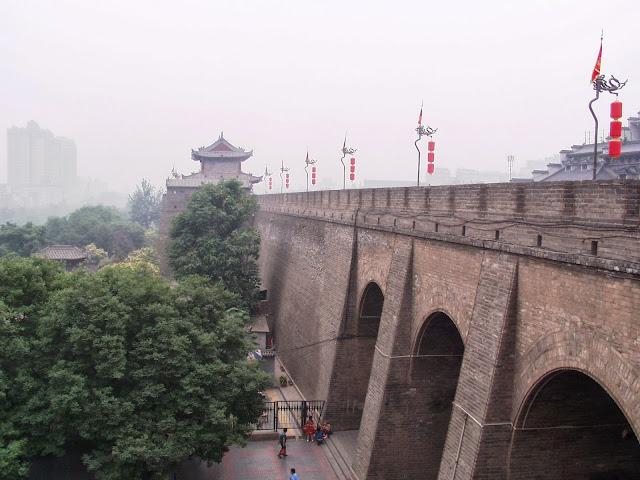 Xian wall