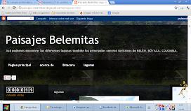 Paisajes Belemitas.