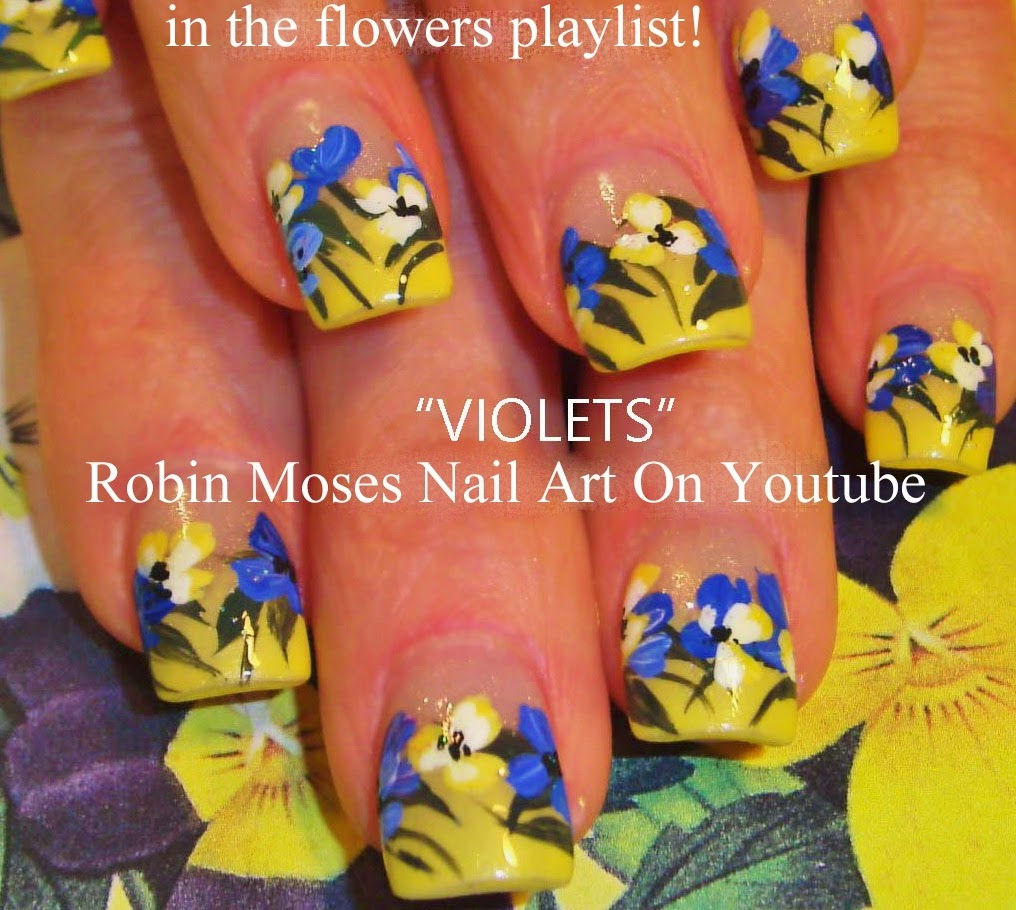 Nail art by robin moses flower nail art flower nails flower flower nail art flower nails flower design spring flower nails flower nails cute flower nail art easter flower nails flowers for nails easy mightylinksfo