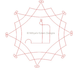4 Navagraha Kolam | Raghu Bhagavan | Saturday
