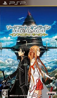 Sword Art Online: Infinity Moment (English Patched) PSP ISO