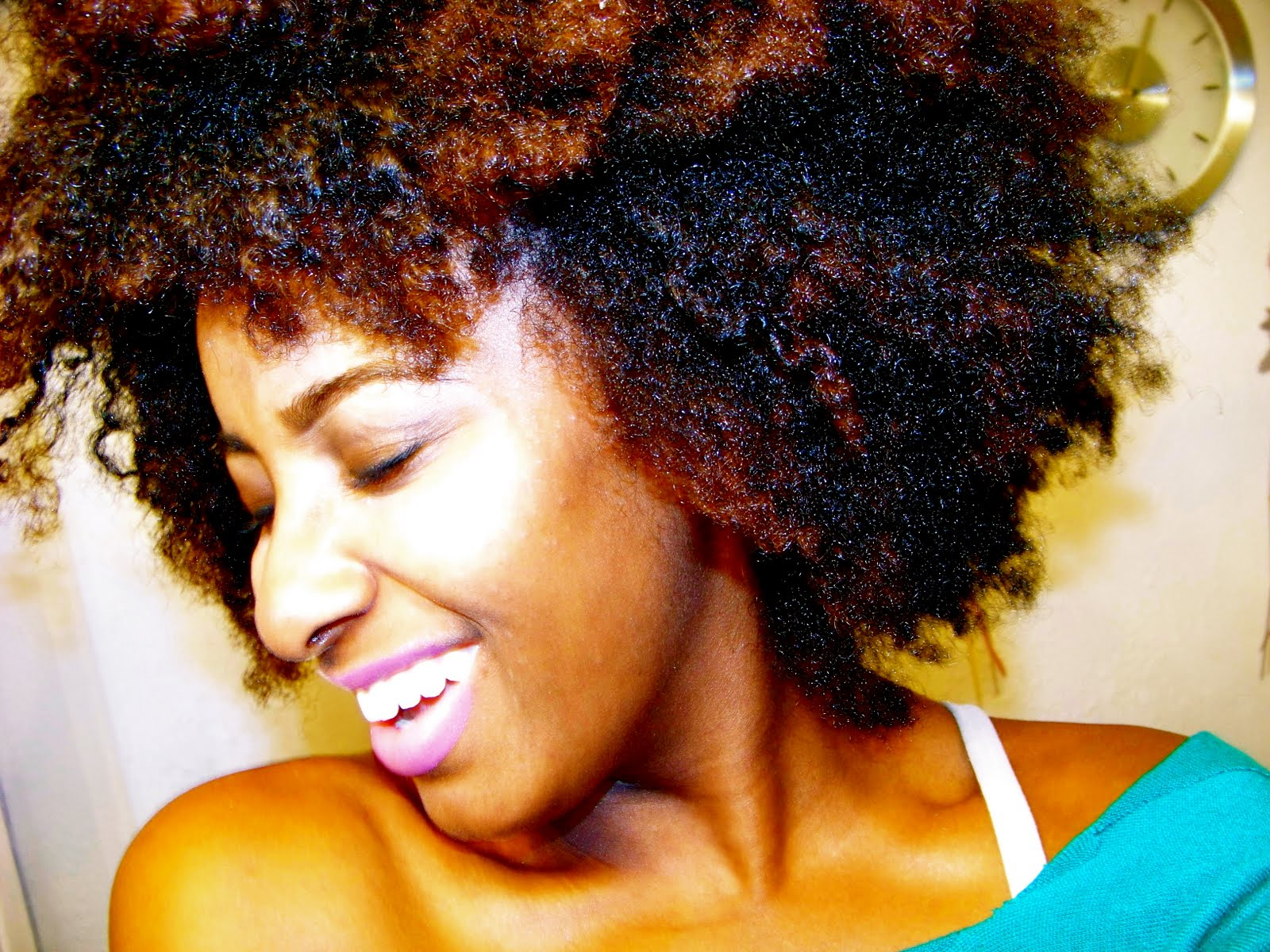 how to start natural hair without cutting