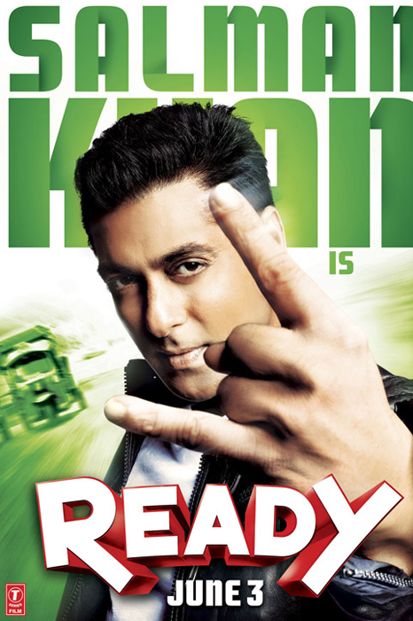"New Hindi Movie ""Ready"" Posters, High Defination Wallpaper,Cast ..."
