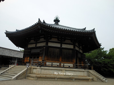 Yumedono, a hall associated with Prince Shōtoku