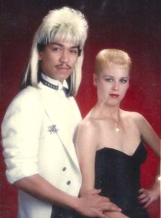 Awkward Prom Photos From The 90's ~ Damn Cool Pictures