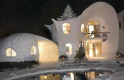 Sea Shell House by Octavio Ocampo 9