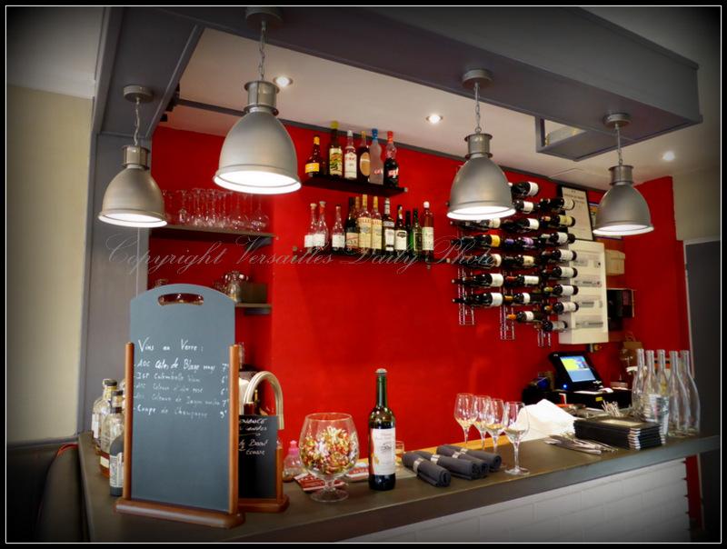 Restaurant le 17.37 Versailles