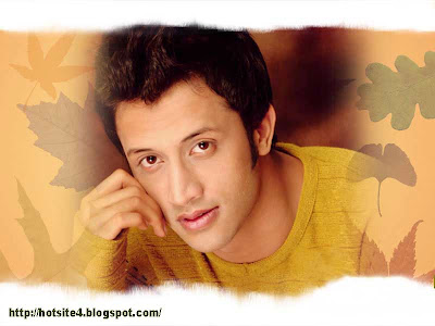Pakistani Smart Cute Boy Atif Aslam HD wallpaper 2014 - Atif Aslam New Movies - Atif Aslam New Albem 2014