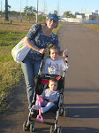 Eu Sofia e Clara  no Taguapark...