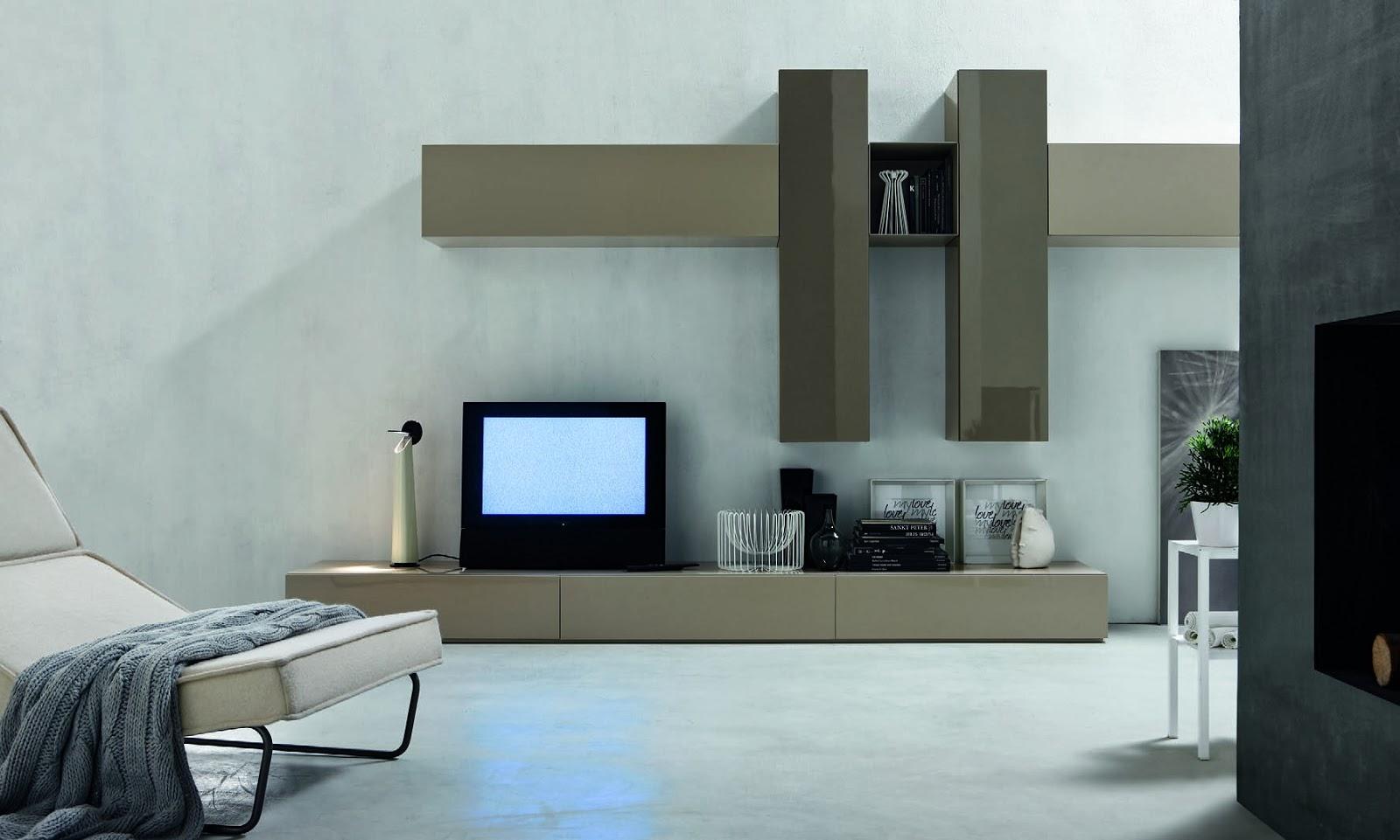 Soggiorno moderno essenza legno e laccato blog outlet - Mobile soggiorno moderno ...