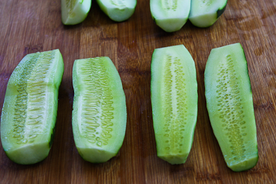 Asian Cucumber Salad with Cilantro and Vidalia Onions was updated ...