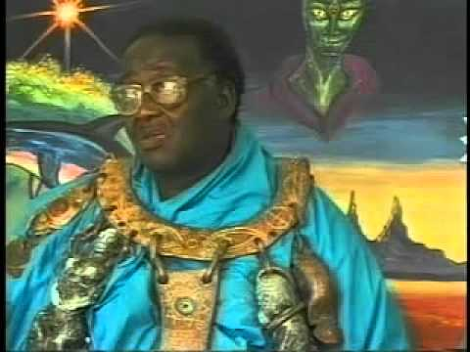 CREDO MUTWA ... SHAMAN