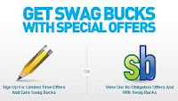 Swagbucks Special Offers