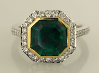 Emerald Engagement Rings Gemstones