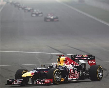 2012 Formula 1 Airtel Indian Grand Prix 2