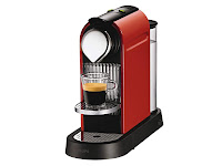 Máy pha cafe Nespresso Krups XN7006 Fire Engine Red