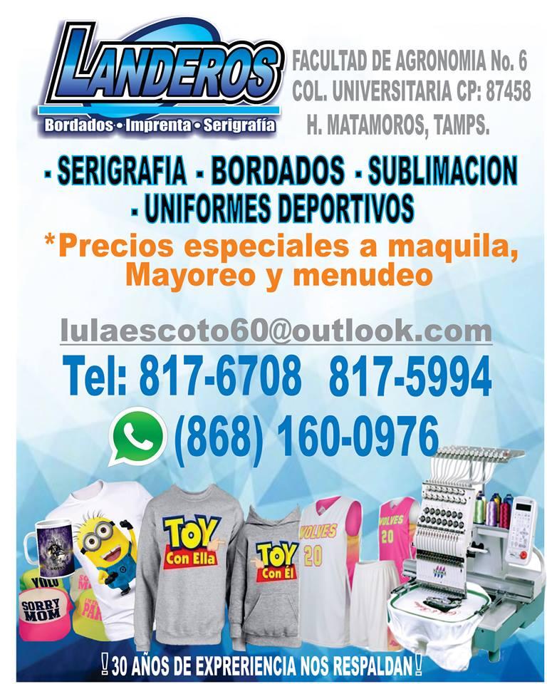 """Bordados """"Landeros"""""""
