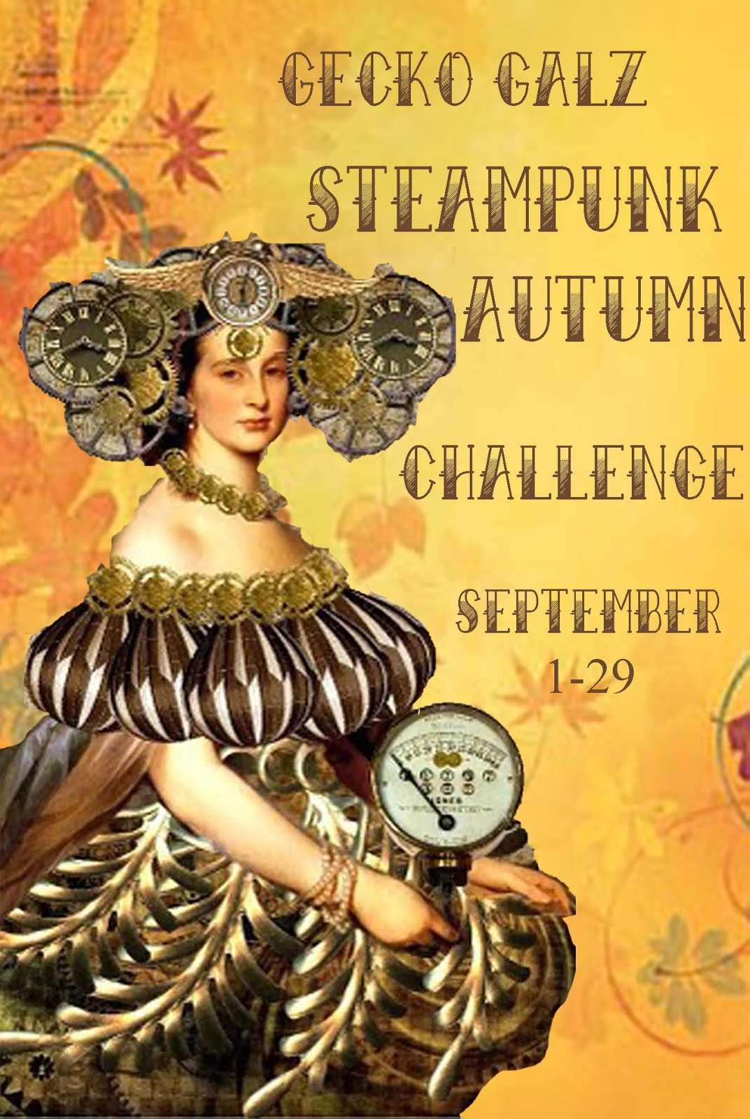 Steampunk Autumn