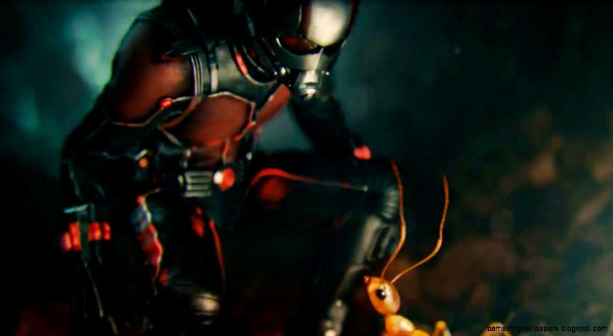 Ant Man  Teaser Trailer