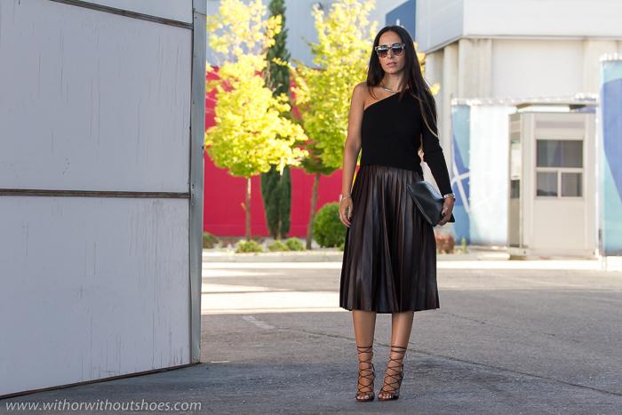 Blogger valenciana de moda con estilo y zapatos de Isabel Marant