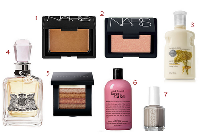{Beauty} Wishlist