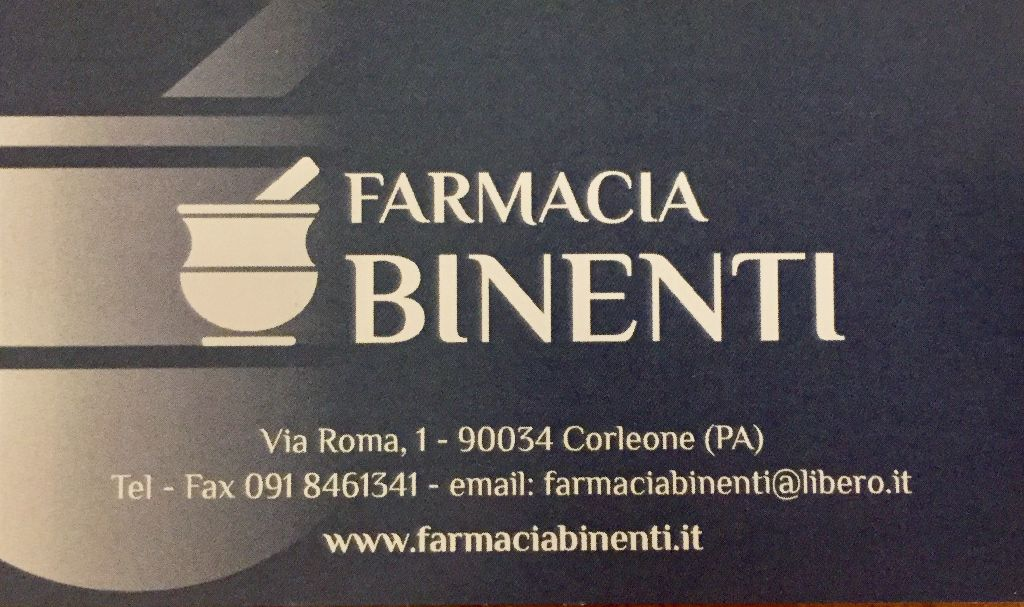 FARMACIA BINENTI