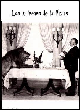 Los leones de la MGM
