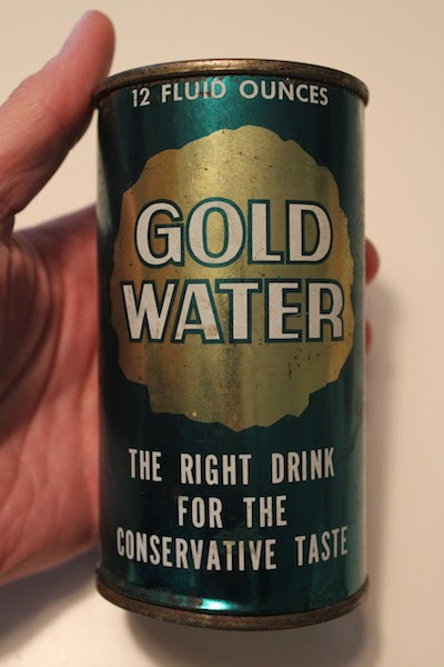 Goldwater Soda 1964