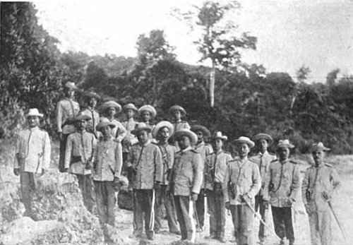 philippine war The philippine-american war was an armed military conflict between the united states of america and the nascent first philippine republic, fought between 1899 until at least 1902.