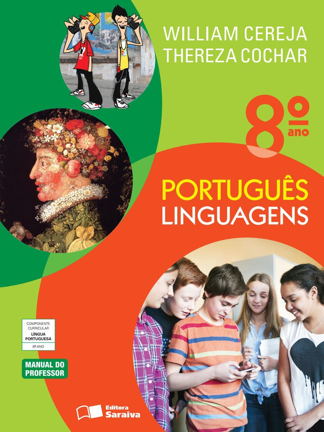 Português Linguagens 8ª ano