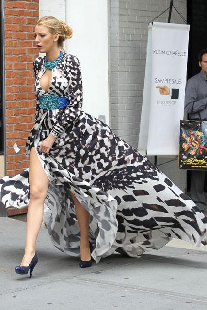 Get The Look: Serena Van Der Woodsen ~ WEDDING DRESS