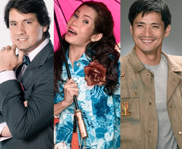 Pokwang, Torn Between Richard Gomez and Robin Padilla in Toda Max (Dec 1)