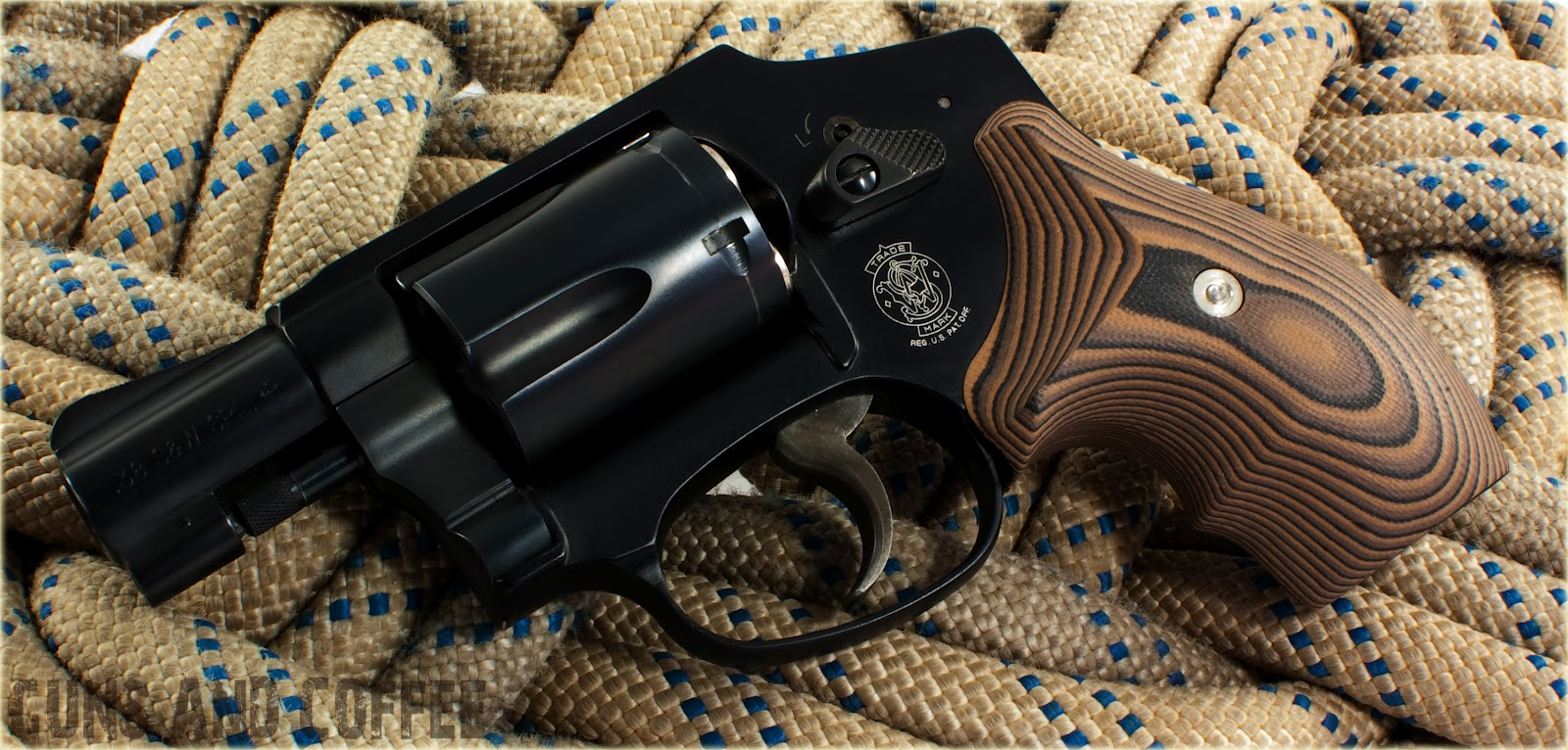 Guns & Coffee: Grip Therapy - OMG IT SPINS!! Edition