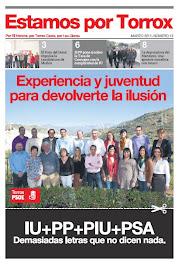 """Boletín """"Estamos x Torrox"""" nº 12"""