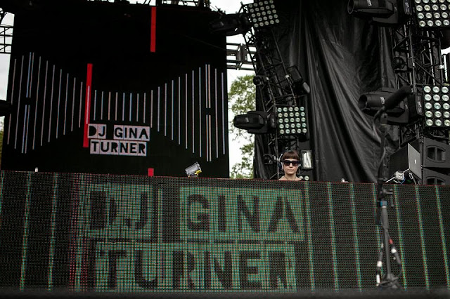 Gina Turner