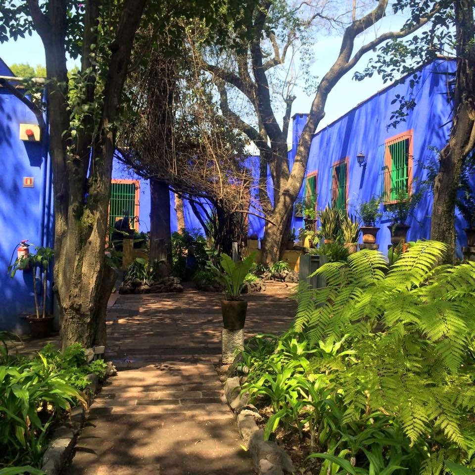 la casa azul frida kahlo museum mexico