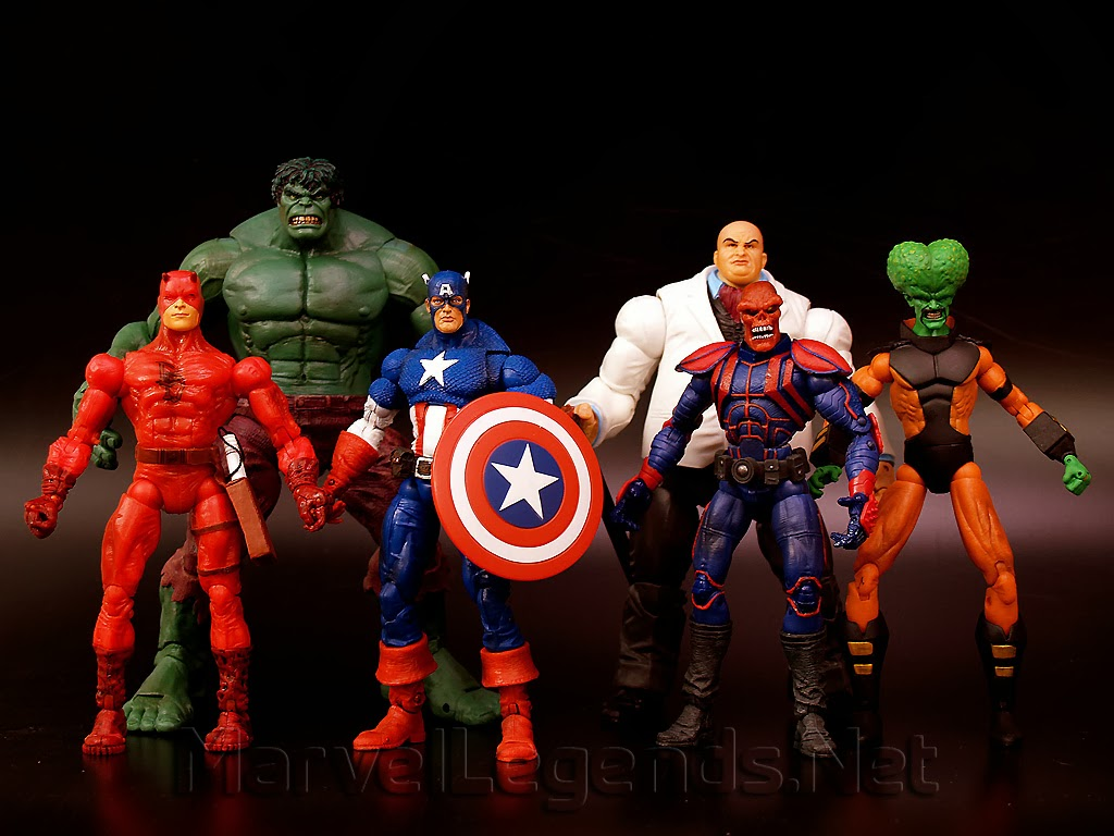 Submundo HQ Marvel Legends Parte 6 Os Inimigos Do
