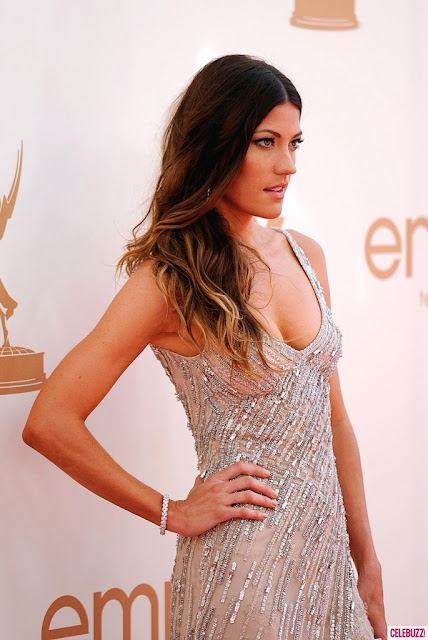 Jennifer Carpenter at the 2011 Emmy Awards