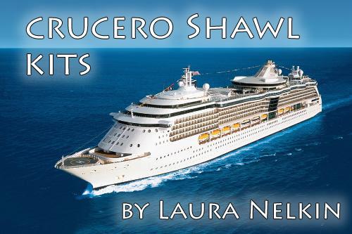 Crucero Shawl Kit