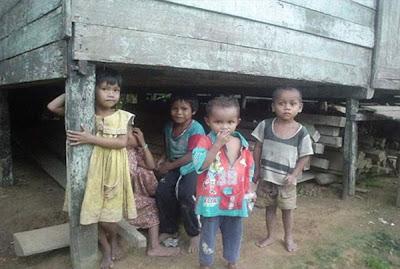 anak-anak-pedalaman